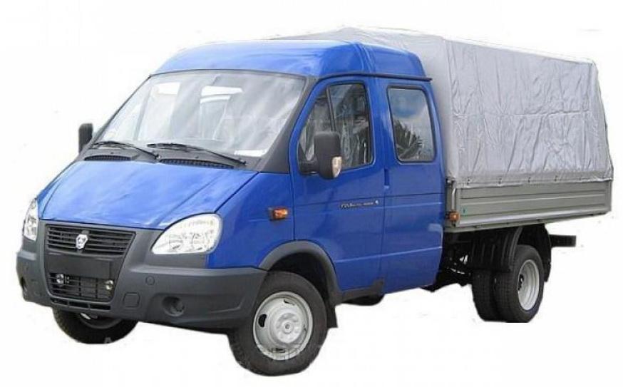 Грузовые перевозки по Ижевску и Удмуртии